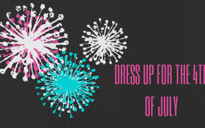 Dress Up For 4th of July!