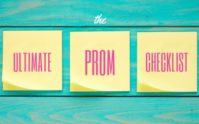 The Ultimate Prom Checklist