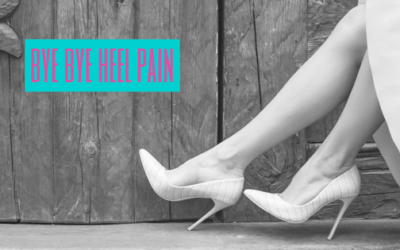 Wear Your Heels Without The Pain