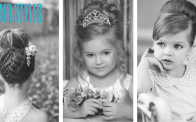 Hair Styles Perfect For Little Girl Pageants