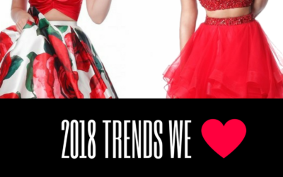 Six 2018 Prom Trends We Love